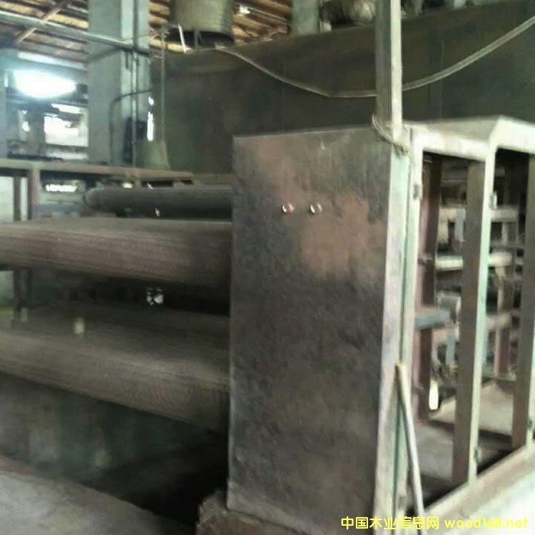 江苏常州产15节大型网带宽式干燥机