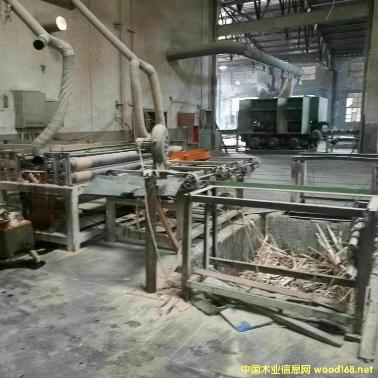 山东产3/6、4/8尺可调式全自动锯边机