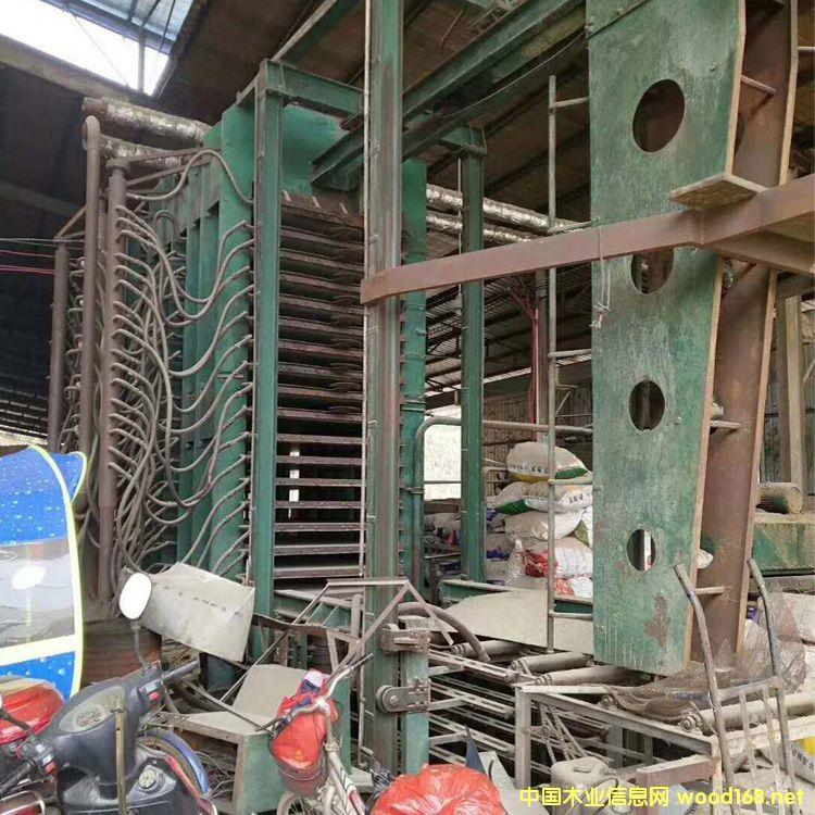 重庆江东17层全自动装卸板压机