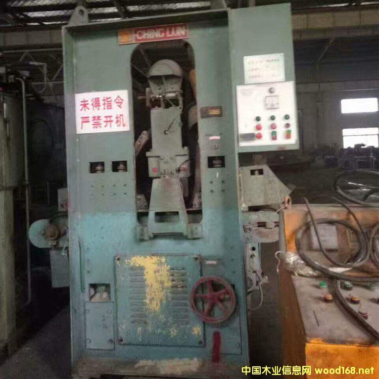 台湾单面单砂架二手砂光机
