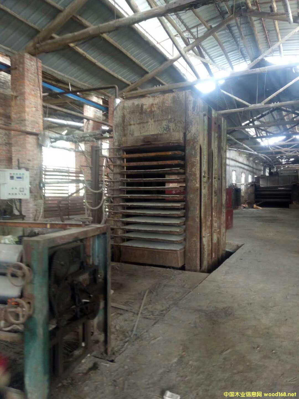 江西三机产4*8尺12层大吨位热压机出售