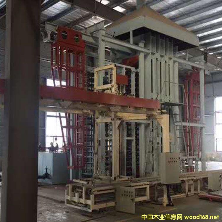 常山产3/6尺20层大吨位高层二手热压机