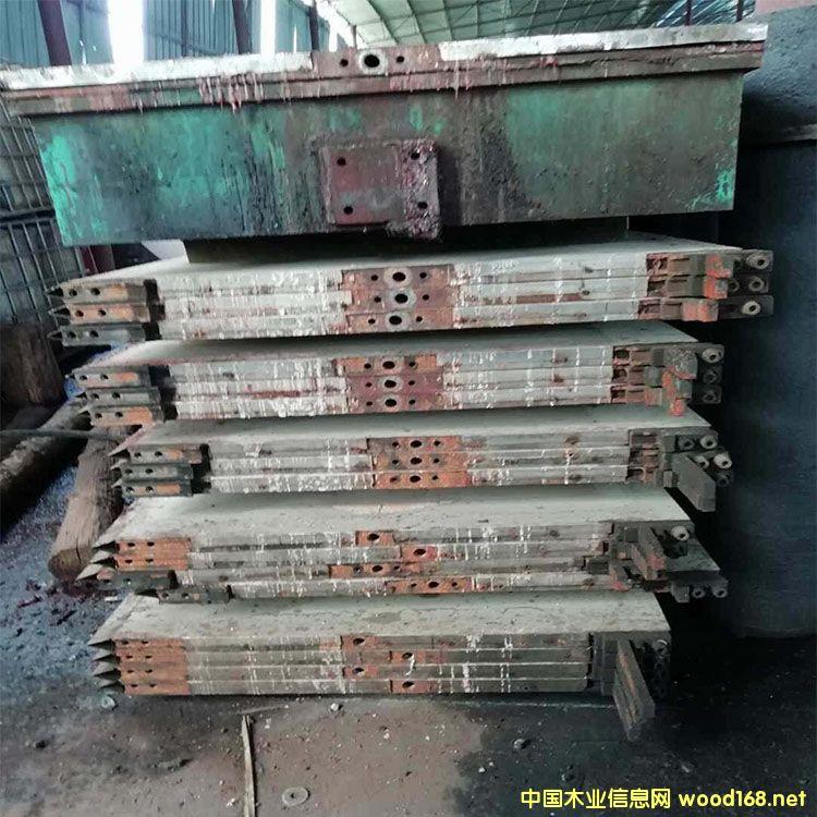 二手建筑木模板热压机 八成新3*6尺18层500t 河北邢台