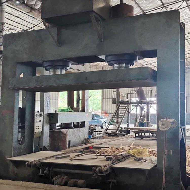 木工冷压机厂家转让一台400吨