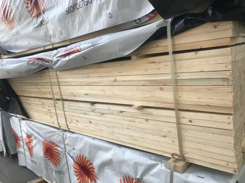 ENSO云杉板材