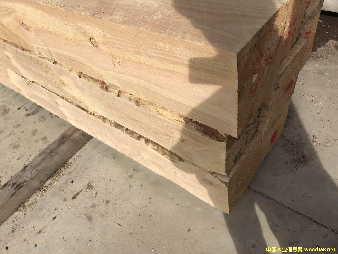 新西兰辐射松工业级木方