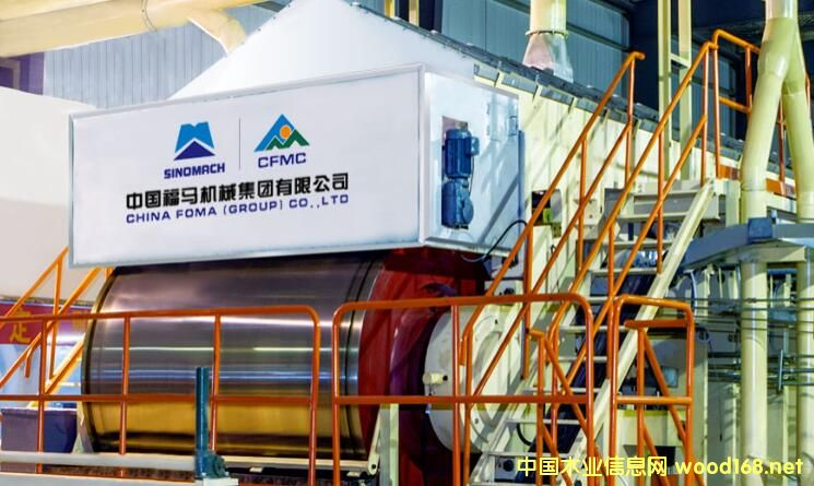 中国福马品牌连续压机正式进军国际市场