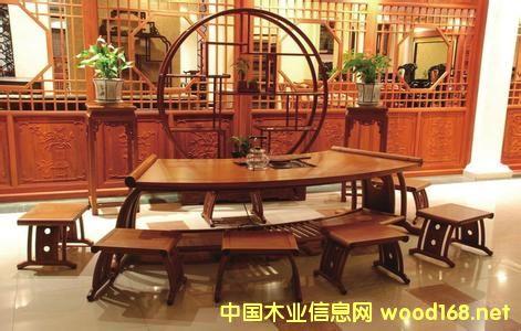 广东红木家具企业及配套企业上万家占全国半壁江山