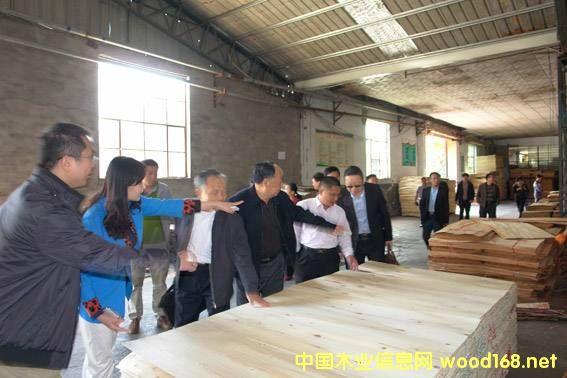 临沂市兰山区――中国10大木业产业集群