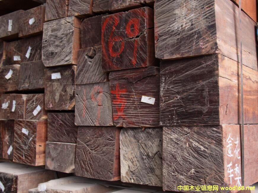 出口禁令下,2016年柬埔寨原木出口依然翻一番