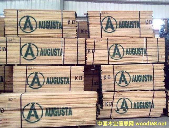 青岛、成都、南宁、重庆成为美国木材的重要拓展市场