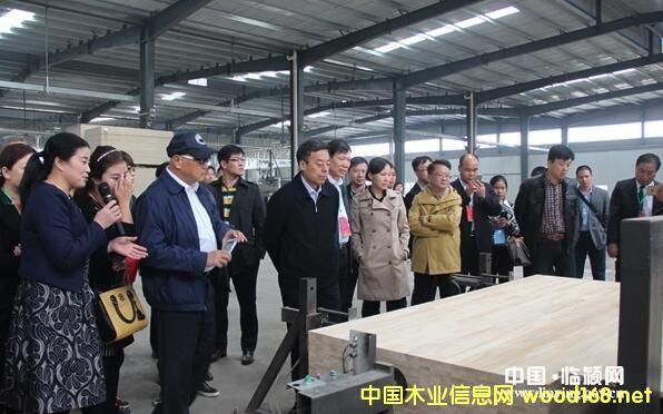 临颍县杜曲木业产业年产值达到83亿元