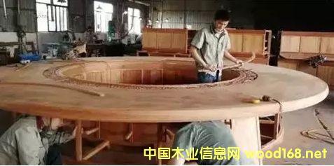 红木家具亮相金砖国家峰会5