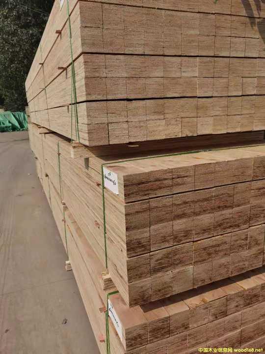 重型机械包装用免熏蒸木方