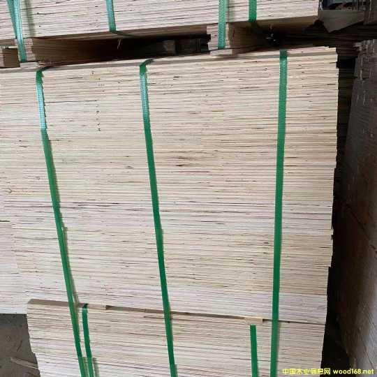 托盘生产用再生废旧模板LVL免熏蒸拉条 LVL层积材木方