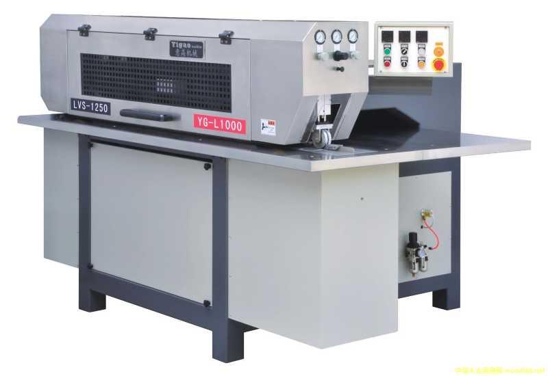 单板拼缝机