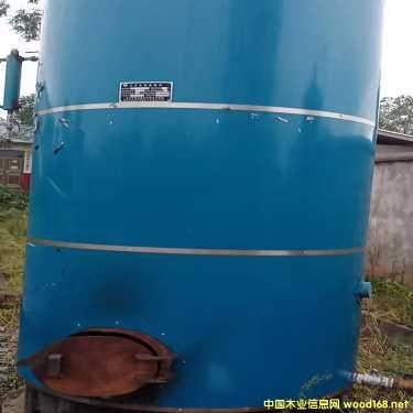 9成新长沙新概念一吨立式蒸汽锅炉
