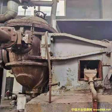 二手热磨机 1800kw上海产42寸热磨机