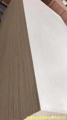 LVB 双贴漂白杨木面皮的详细介绍