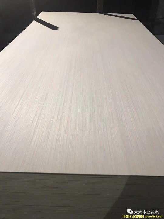 LVL双贴纯白科技木面皮
